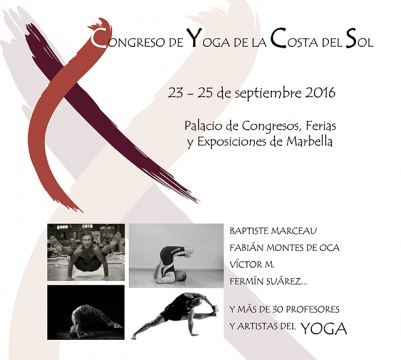 congreso yoga costa del sol